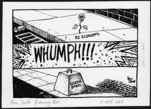 Scott, Thomas, 1947- :Whumph!!! [Evening post, 20 January 2000].