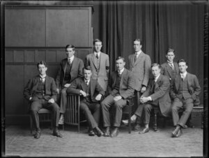 Lincoln College class, Ellesmere County, Canterbury