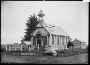 St James' Presbyterian Church (Pukekohe)