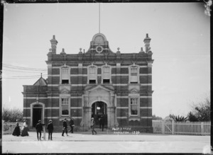 Hamilton Post Office, Hamilton, circa 1906-1910