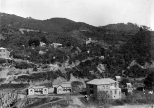 Settlement of Karangahake