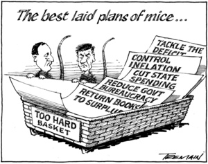 The best laid plans of mice... 28 January 2011