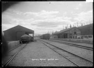 Reefton Railway Station