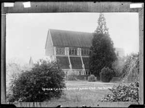 The Roman Catholic church, Ashburton - Photograph taken by A.W.H.