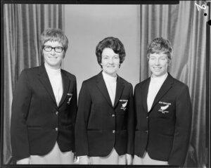 New Zealand Women's Hockey Reps.