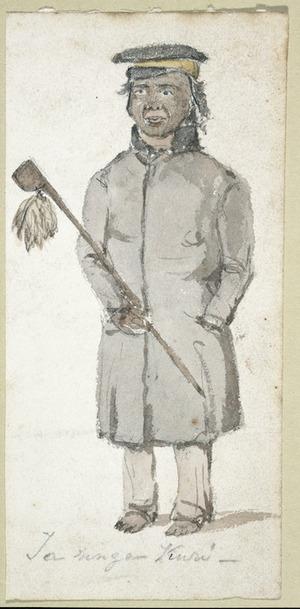 [Barraud, Charles Decimus] 1822-1897 :Ta ringa Kuri / C D Barraud [Early 1850s?]