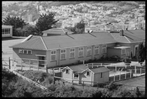 Te Aro School buildings