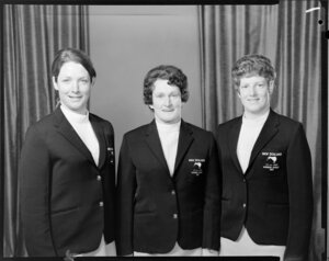 NZ Women's Hockey Team