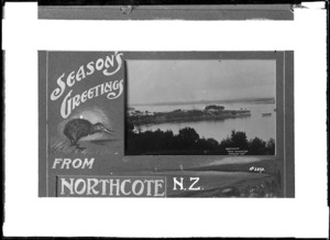 Northcote from Birkenhead, Auckland