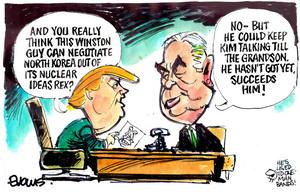 Winston the Mediator