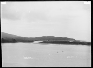 Wainui Creek, Raglan County, 1910 - Photograph taken by Gilmour Brothers