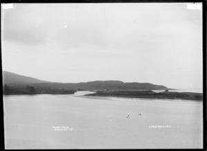 Wainui Creek, Raglan County, 1910 - Photograph taken by Gilmour Brothers