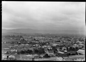 View of Palmerston North