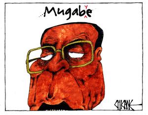 Muga bye - Robert Mugabe steps down