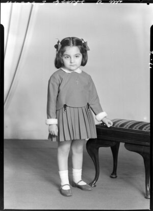 Daughter of Mr R George