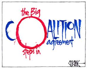 Coalition agreement