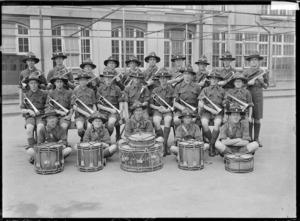 Christchurch West High School Drum & Bugle Corps