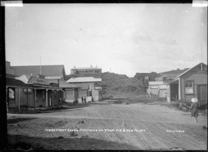Jerome Street, Kawhia - Photograph taken by Jonathan Ltd