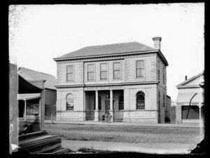 Bank of New Zealand, Wanganui