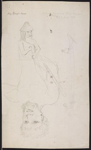 Ellis, William Wade, d 1785 :King George's Sound [1777-1778]