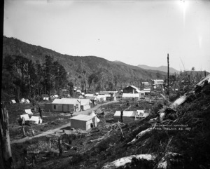 The town of Cullensville