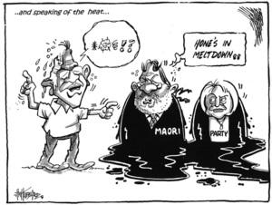 [Hone Harawira and the Maori Party] 6 February 2011