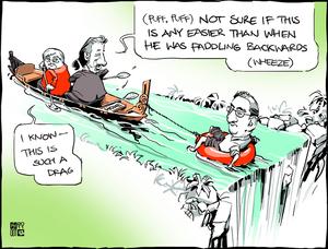 [Hone Harawira and the Maori Party]. 9 February 2011