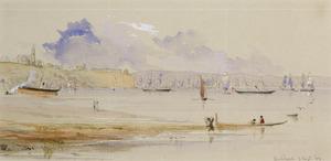 Williams, Edward Arthur 1824-1898 :Auckland New Zealand 3 August 1864