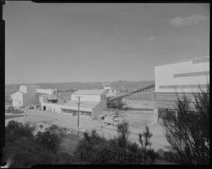 Vibrapac Limited factory buildings, Wellington