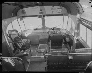 New Zealand Motor Bodies, McDougall's Bus