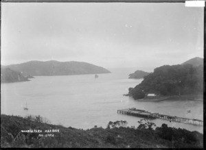 Whangaparapara Harbour, Great Barrier Island