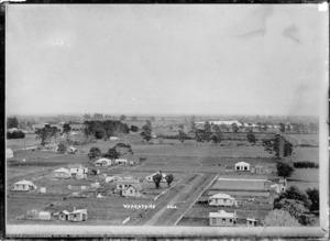 General view of Whakatane