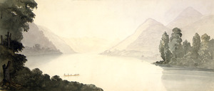 Fox, William 1812-1893 :Lake Howick; Rotu Roa. 11th & 12th Feb. [18]46.