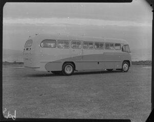 New Zealand Motor Bodies, Dunlop bus