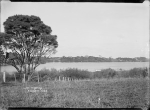 View of Lake Takapuna, Takapuna
