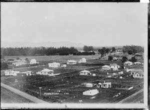 General view of Whakatane