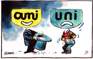 Evans, Malcolm Paul, 1945-: AMI - UNI. 7 April 2011