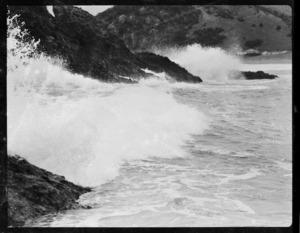 Mimitu rocks, Woolleys Bay