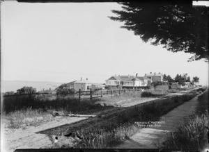View of Princes Street, Northcote, Auckland