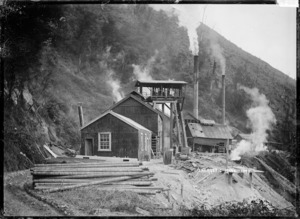 View of the Energetic Mine, one of the Wealth of Nations Mines