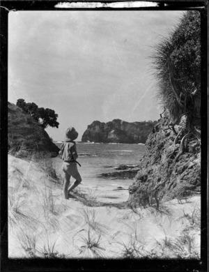 Robert Wells at Matapouri