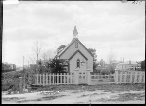 St Paul's Church of England at Huntly, ca 1910s