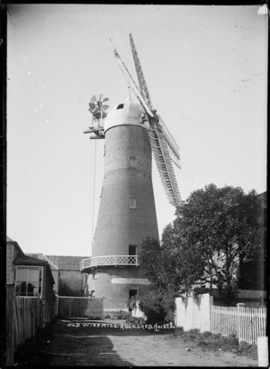 Partington's Mill, Auckland