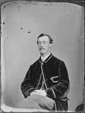 Lieutenant Jackson of the 18th Regiment