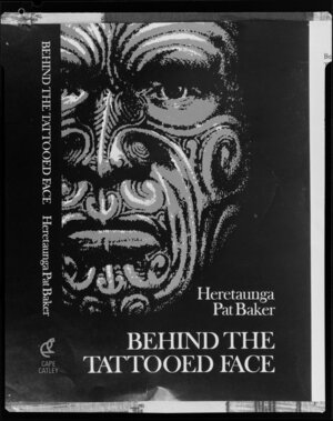 """Dai Haywood & Co Ltd, """"Behind the tatooed face"""" book cover"""