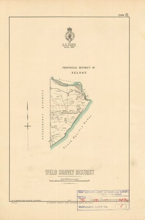 Weld Survey District [electronic resource].