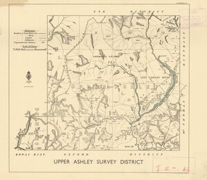 Upper Ashley Survey District [electronic resource].