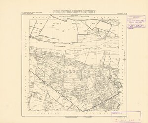 Rolleston Survey District [electronic resource].