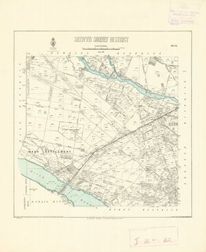 Selwyn Survey District [electronic resource].