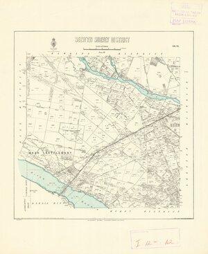 Selwyn Survey District [electronic resource].